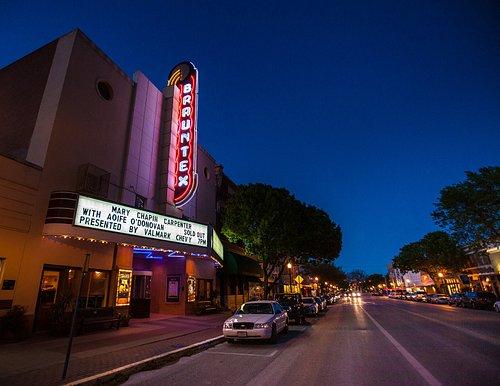 The Historic Brauntex Theatre