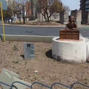 Monumento Ana Frank