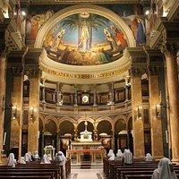 Interno Sant'Anna al Laterano