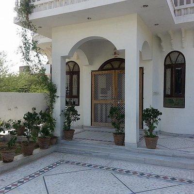 Pushkar Meditation Temple Yoga Home