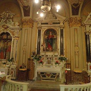 Chiesa di Sant'Anna Via Brennero, 17021 Alassio