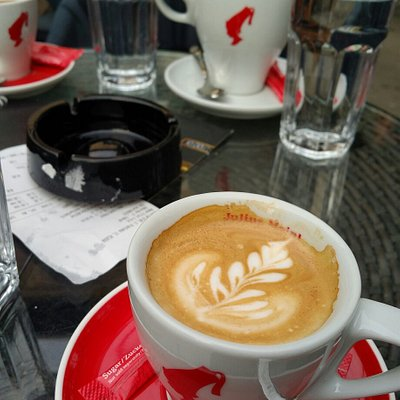 Also good coffee at Beertija.