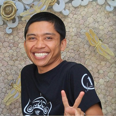 I am Gede, will be your buddy in Bali