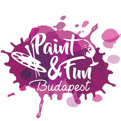 Paint and Fun Budapest logo