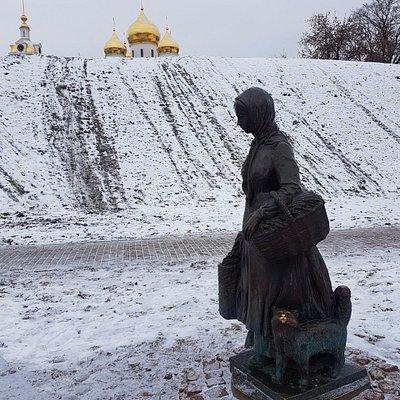 Дмитровская Дачница. немного не сезон.