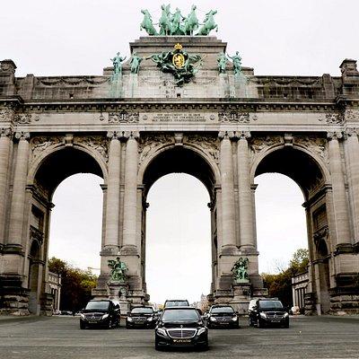 Location voiture avec chauffeur à Bruxelles et en Europe