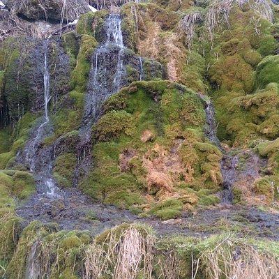 Самый высокий водопад - метра 3