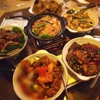 Authentic Chinese Food served as in China