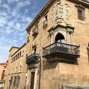 Casa del Deán.