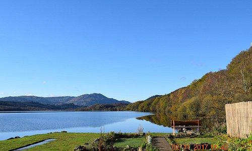November in Scotland