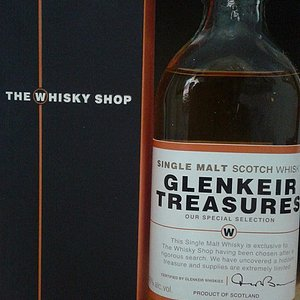 The Whisky Shop selection