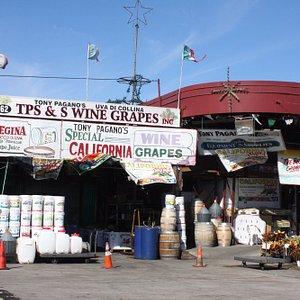 Wine Grapes shop