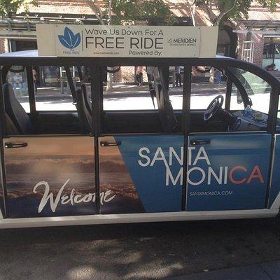 Free ride vehicle