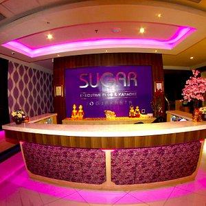 suasana lobby sugar KTV and Night club