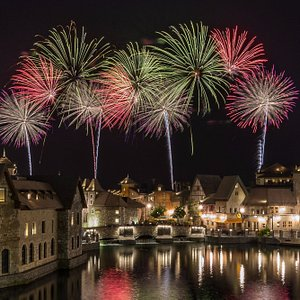 Fireworks every Friday!