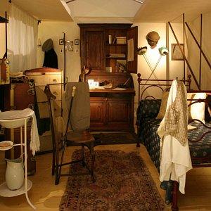 Camera di uno studente