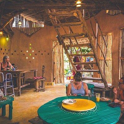 Community room at ASALANTA.