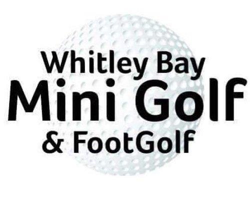 Whitley Bay Mini Golf & FootGolf Logo