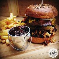Mr Chilli Peper Burger