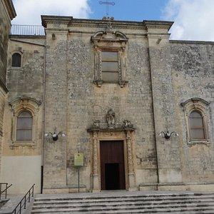 Chiesa S. Maria del Rosario - The building