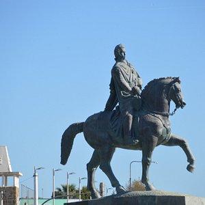 Estatua Equestre de D. Joao VI