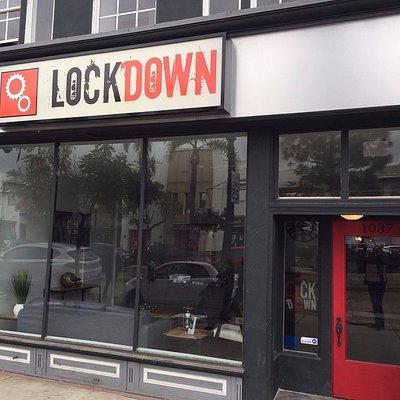 Lockdown San Diego - Hillcrest