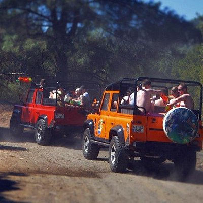 Marmaris Jeep Safari by Mares Travel