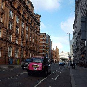 Black Cab Manchester