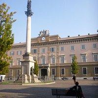 Bishops palace Piacenza