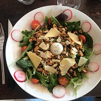 La salade Poule Hey