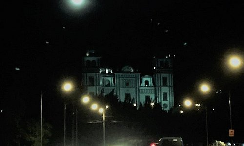 View from Suyapa Boulevard