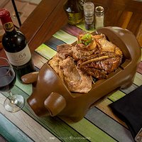 Our Pig Grill, Be  Our Guest