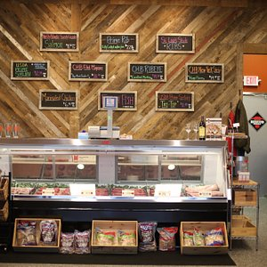 Stop by our Butcher Shop