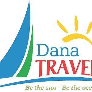 This is logo and slogan of Danatravel