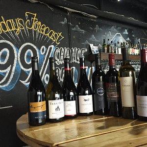 Mick's Core wines