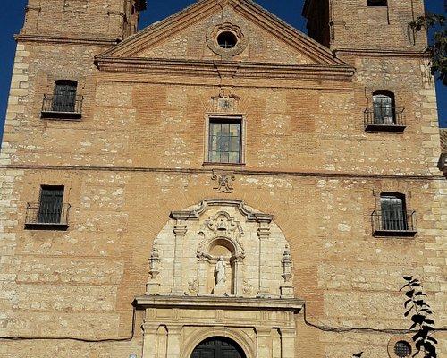 San Bartolomé, en Almagro