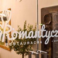 Romantyczna Restauracja EST. 2017