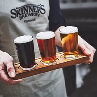Try and buy the full range of Skinner's ales in our brewery shop