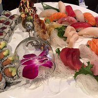 Sushi for two!