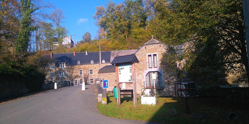 Various places in the Ardennes, Yvoir, Spontin,Namur