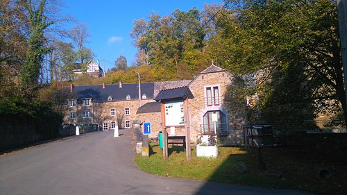 Various places in the Ardennes, Yvoir, Spontin,Namur
