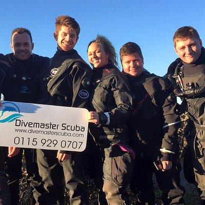 The Divemaster Scuba Family