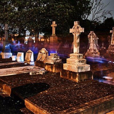 The Original South Brisbane Cemetery
