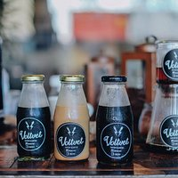 Available here! Cold Brew & Iced Latte To Go