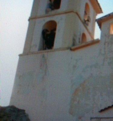 Il tozzo campanile ....