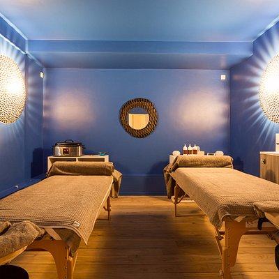 Cabine de massage