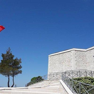 Vue exterieure du Mémorial ©Jérémy.Lempin