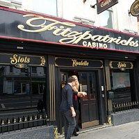 Fitzpatrick's Casino Dublin, Parnell Luas Station