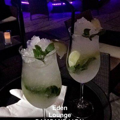 The Eden Lounge