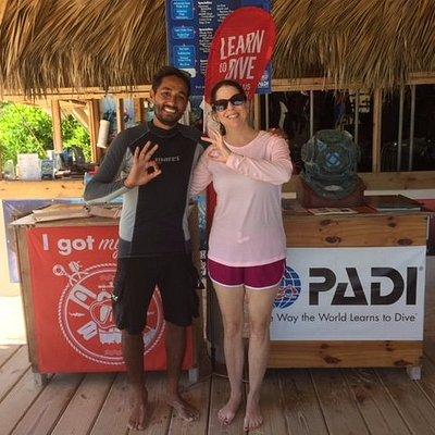 Certification dives in Punta Cana!